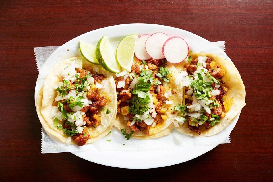 Taco El Chingon (2809 Merrick Rd., Bellmore): This