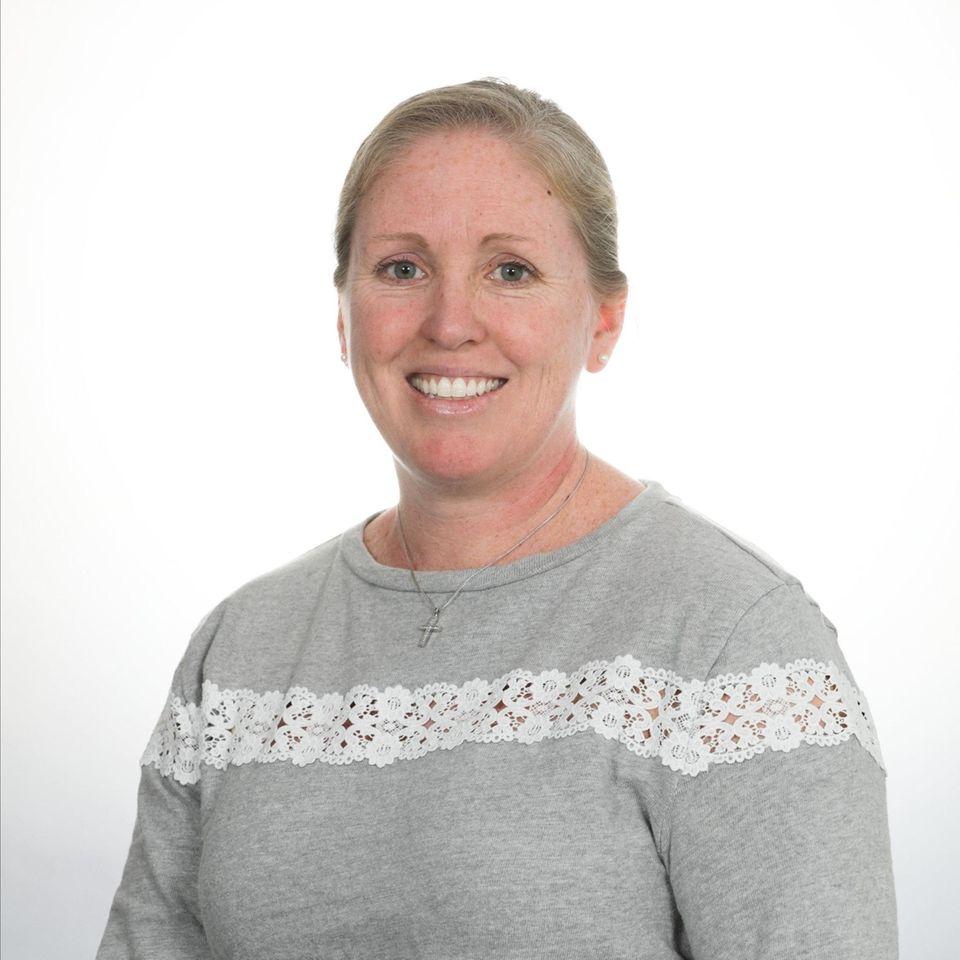 Head Coach Jackie Reed of Westhampton Beach poses