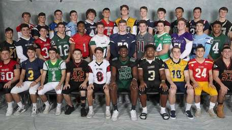 The 2019 Newsday All-Long Island Football Second Team.