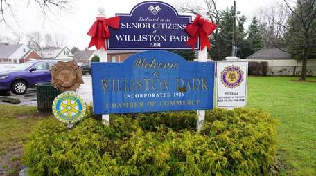 Williston Park is home to middle- to upper-income