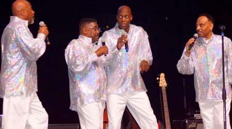 The Trammps featuring Earl Young revive disco hits.