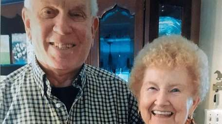 Jerry and Lorraine Pesther of Levittown celebrated their