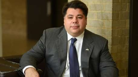George Tsunis, chairman of the NuHealth board, pictured
