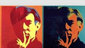 """Regarding Warhol: Sixty Artists, Fifty Years,"" opens at"