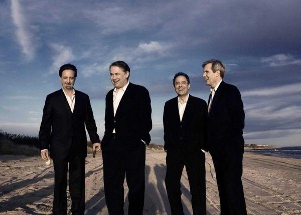 The Emerson String Quartet.