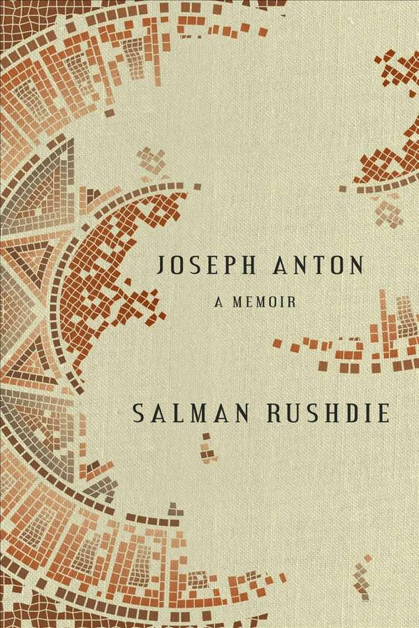 """Joseph Anton"" by Salman Rushdie (Random House, September"
