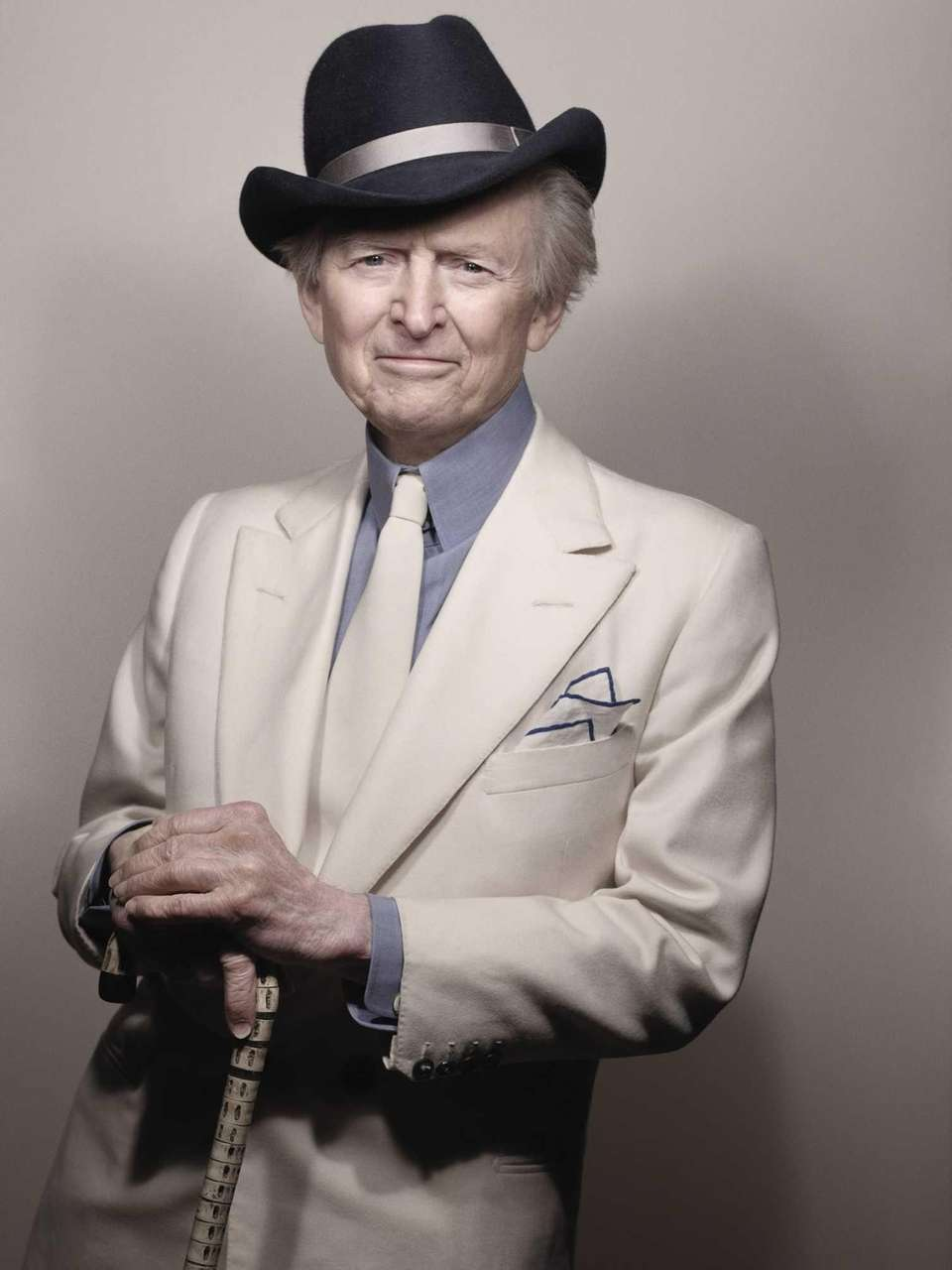 Tom Wolfe, author of