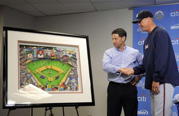 New York Mets Chief Operating Officer Jeff Wilpon