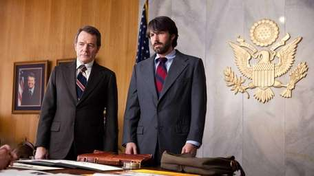 Bryan Cranston as Jack O'Donnell and Ben Affleck