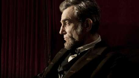 LINCOLN (Nov. 9) No vampire-hunting in this biopic