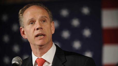 Republican New York State Attorney General candidate Dan