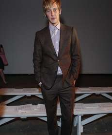 Actor Gabriel Mann attends Billy Reid's spring 2013