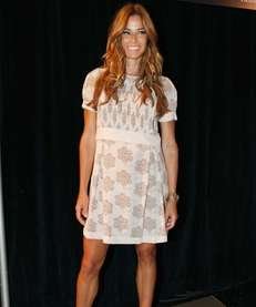 Kelly Killoren Bensimon attends the Jill Stuart spring