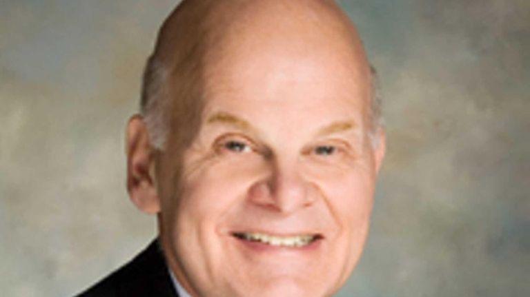 Republican state Sen. Steve Saland is running against