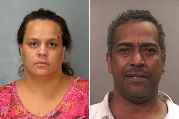 Miguelina Minaya and Anthony Valdez were arrested and