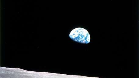 Taken by astronaut William Anders from the Apollo