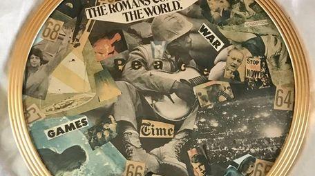 A collage that reader James D. Riordan made