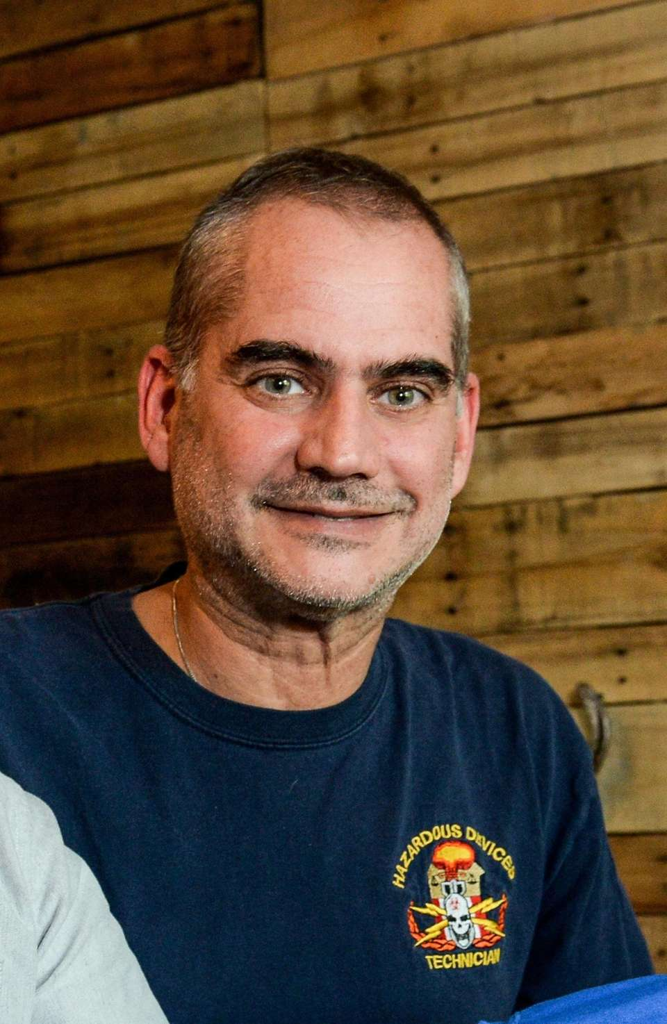 Luis Alvarez, a retired NYPD officer with 9/11