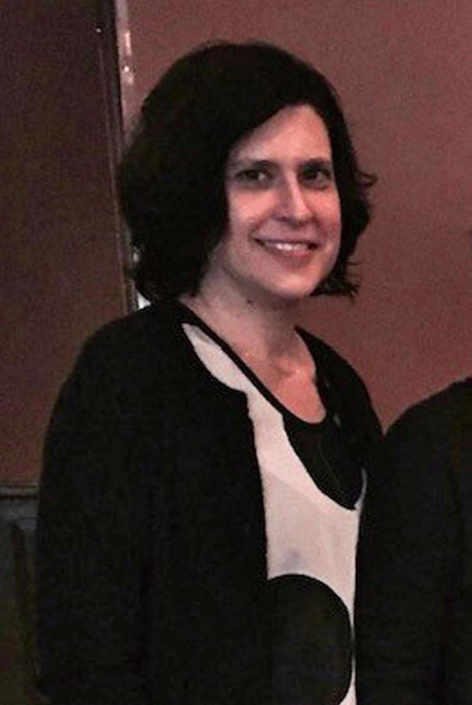 Christine Kay, a former editor at Newsday who