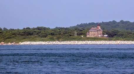 Plum Island is an 840-acre island off Orient