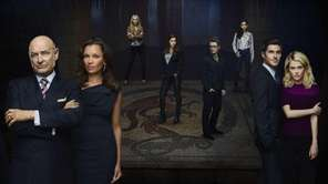 "The ABC drama ""666 Park Avenue stars Rachael"