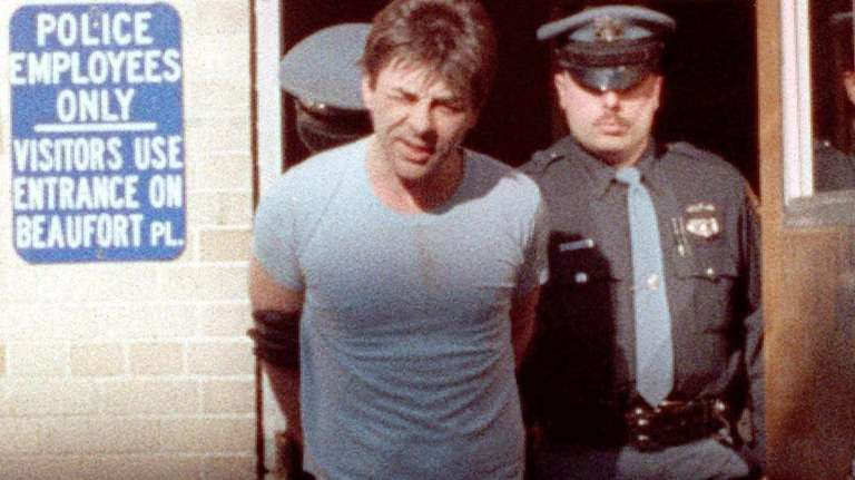 Robert Kosilek is led to the county jail