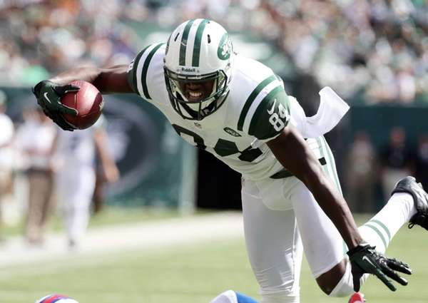 Stephen Hill runs for a third-quarter touchdown at
