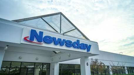 Newsday headquarters at 6 Corporate Center Drive is