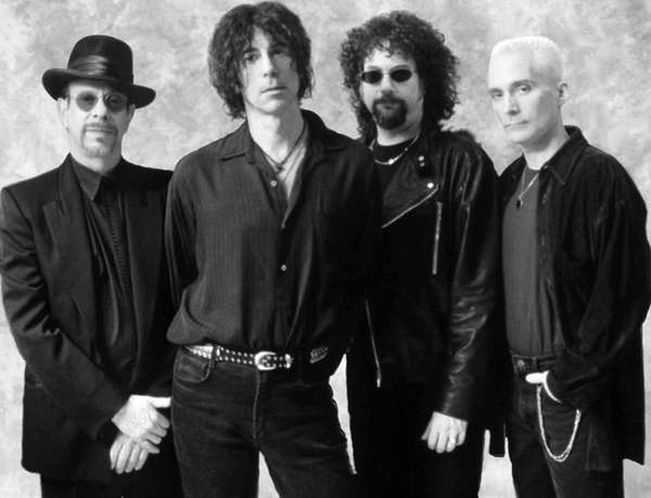 The J. Geils Band -- sans J. Geils