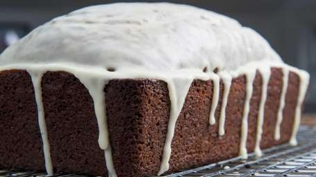 Honey and spice loaf cake. (Sept. 5, 2012)