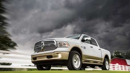 It's Ram's turn with its new 2013