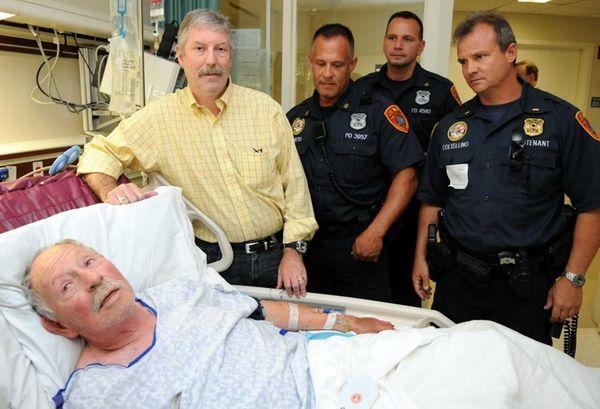 Jerome Nadler, 76, improving at Stony Brook University