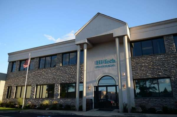 Hi-Tech Pharmacal Co., an Amityville-based drugmaker, was named