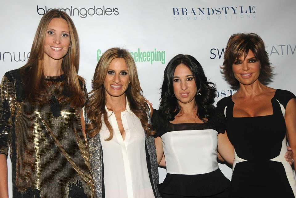 Stephanie Winston Wolkoff, Melissa Gerstein, Denise Albert and