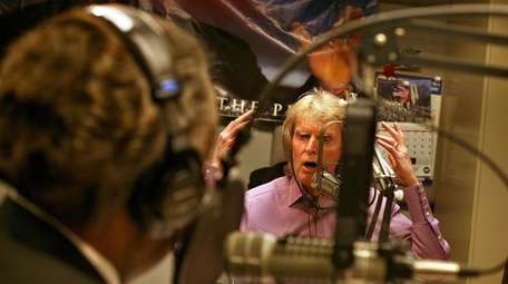 Radio personality Don Imus during an appearance in