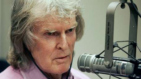 Radio personality Don Imus appears on the Rev.