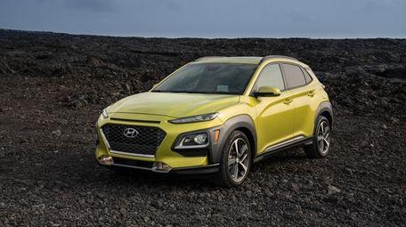 The 2020 Hyundai Kona offers a blend of