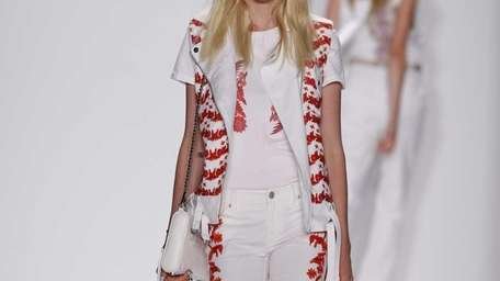 The first look at Rebecca Minkoff's Spring 2013