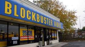 Blockbuster Video at 1633 Dutch Broadway in Elmont.