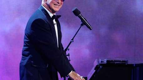 Star: Paul Shaffer Local connection: Lives in Bedford