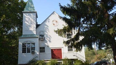 Sound Beach Community Church, 4 Great River Dr.,