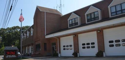 The Sound Beach Fire Department at 152 Sound