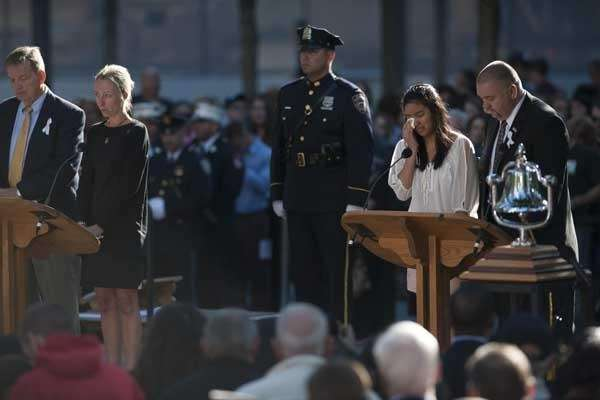The 11th Anniversary of 9/11 at the National