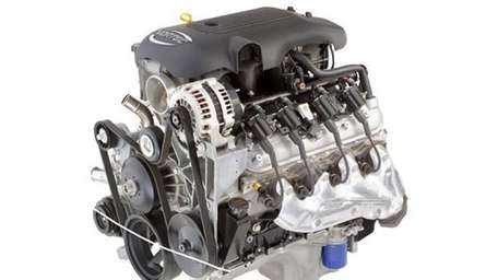 GM's next generation small-block V-8, called the Mouse