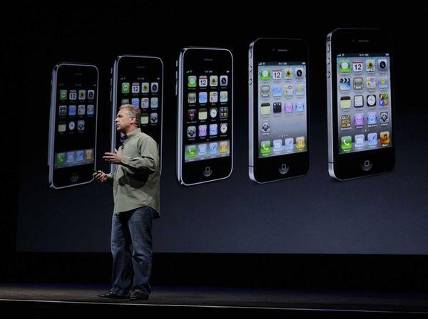 Phil Schiller, Apple's senior vice president of worldwide
