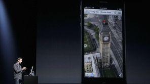 Scott Forstall, Apple's senior vice president of iOS