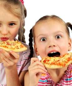 Kids can make their own pizza during Cow