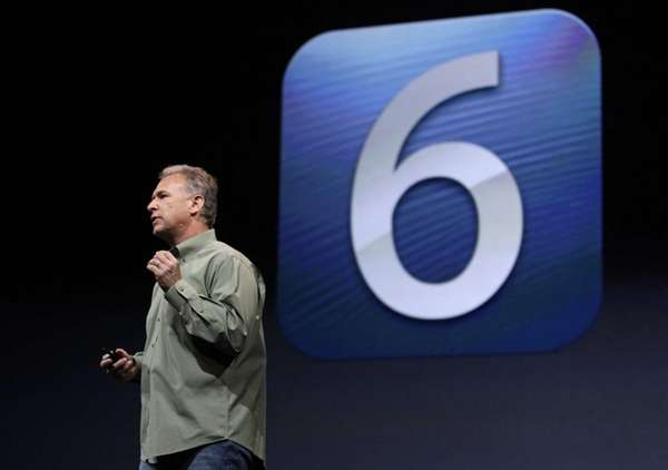 Phil Schiller, Apple's senior vice president of worldwide