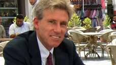 U.S Ambassador to Libya Chris Stevens