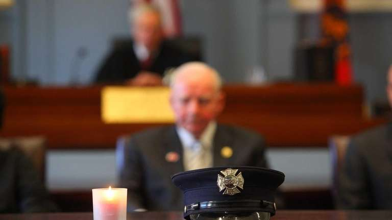 James Boyle, father of FDNY firefighter Michael Boyle